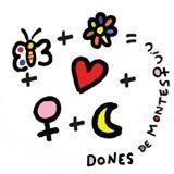 Logo Dones Montesquiu