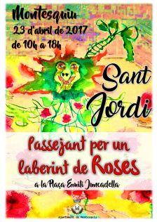 Cartell Sant Jordi 2017