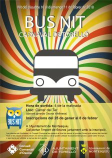 Cartell Bus Nit